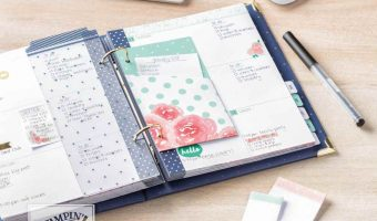 Love Today Planner Kit by Stampin' Up!