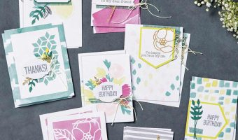 Soft Sayings All-Inclusive Card Kit