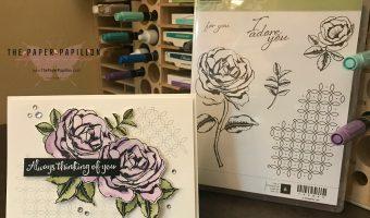 Sweet Stampede Guest Stamper – Graceful Garden